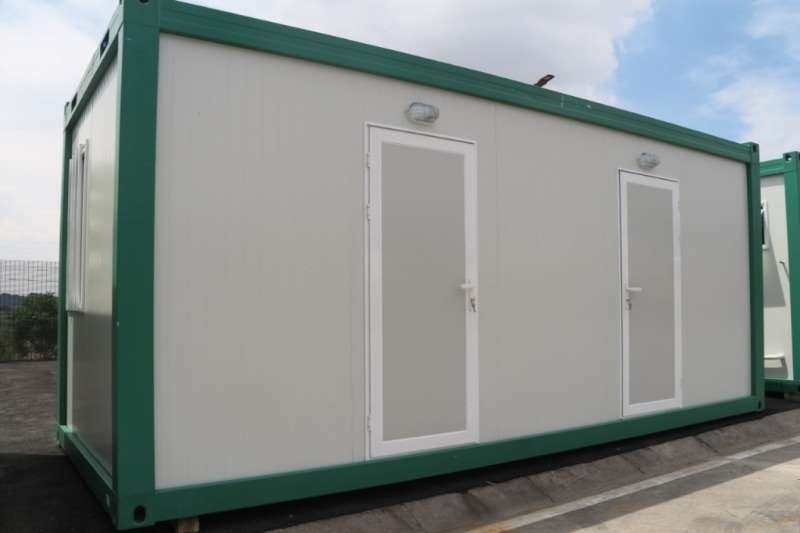 Containers Other Nova 6m Two Room Office