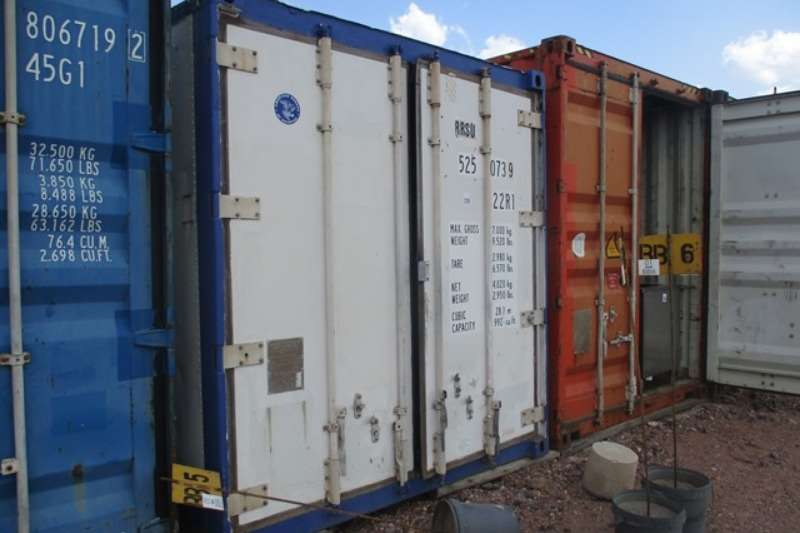 0 Shipping Container