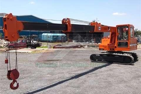 IHI Crawler CCH50T Cranes