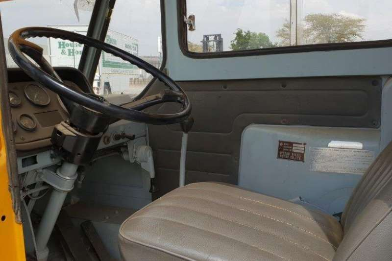 Cranes Nissan Nissan 20 Ton Mobile Crane