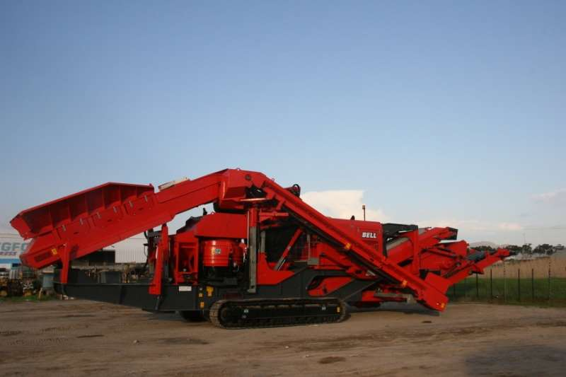 Crushers ADE FINLAY C1540RS MOBILE CONE CRUSHER