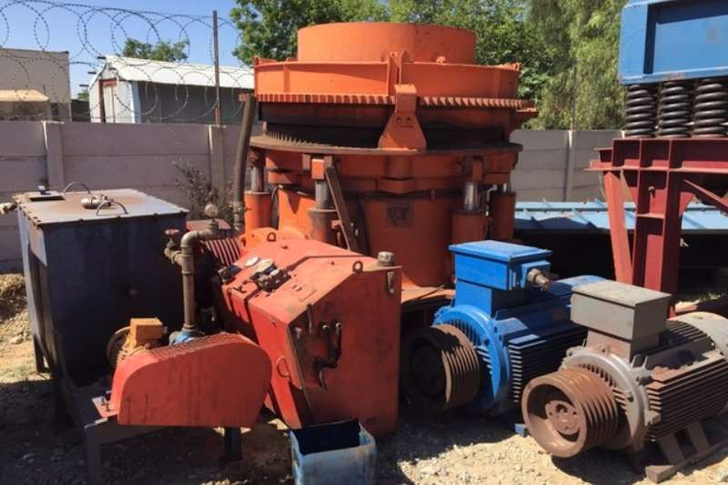 """Crushers Other 4-1/4"""" Cone Crusher 0"""