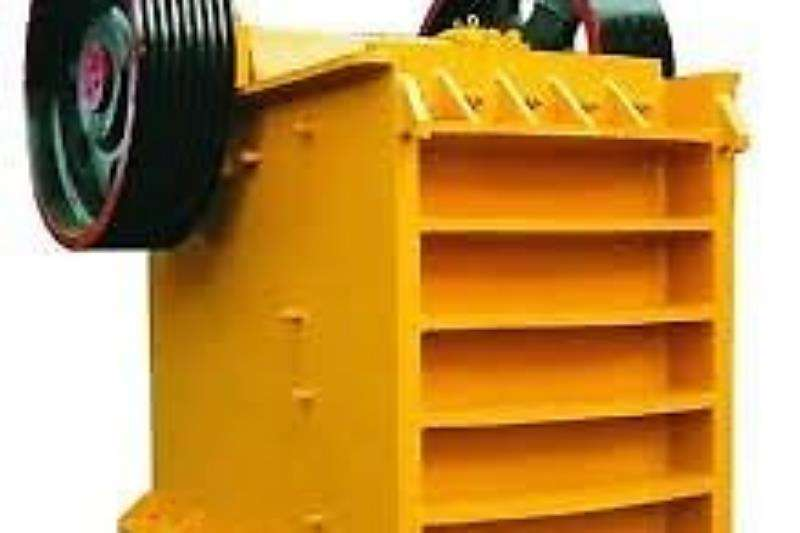 Crushers Other Jaw Crushers for sale - for small and large scale 0