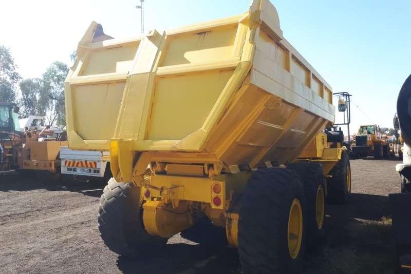 Dezzi AD25B Dump Truck Dumpers