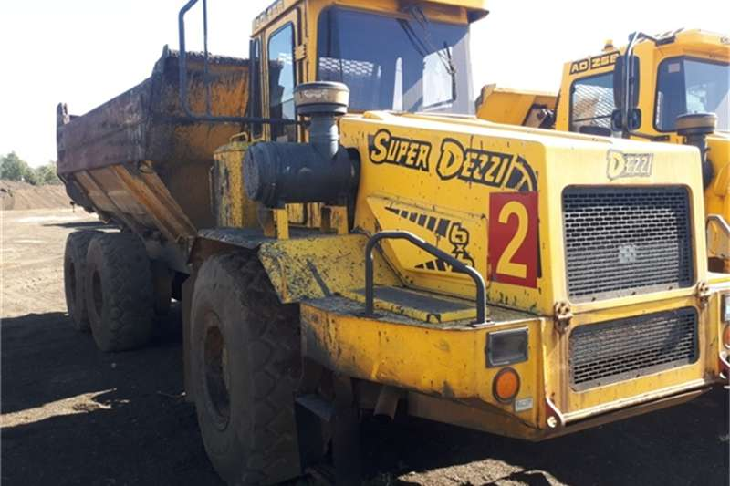 Dezzi Others AD25B 6X4 & 6X6 2010