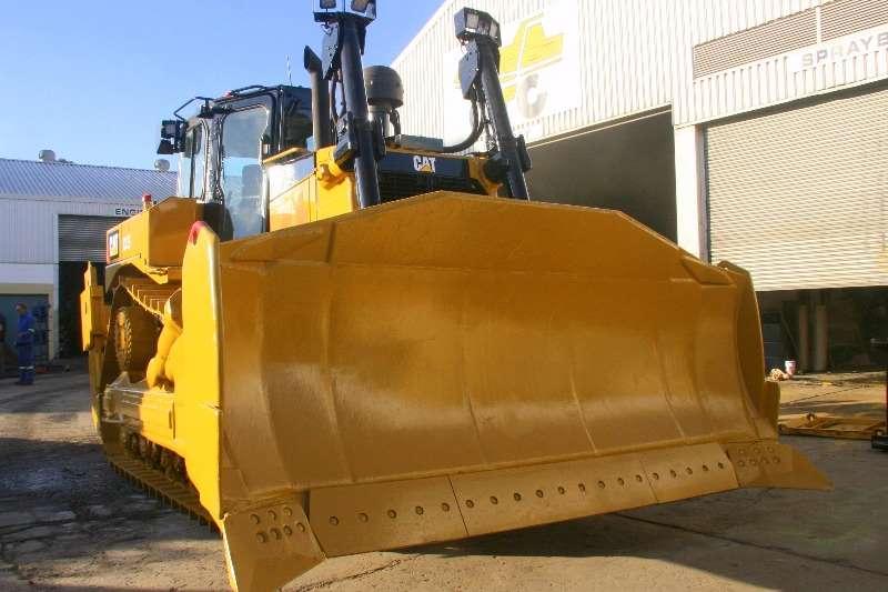 Caterpillar D8R; Auto Greasing System; SU Blade; Dozers