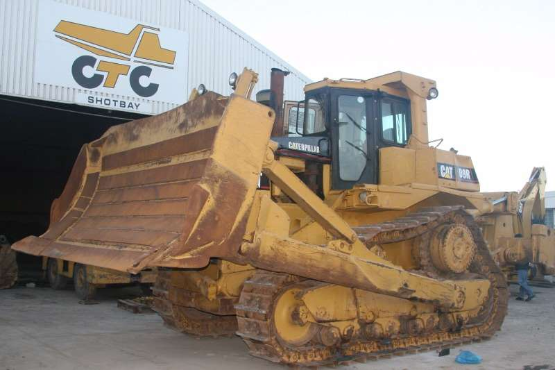 Caterpillar D9R Diff Steer; Under Carriage 80%; Aircon; Rops; Dozers