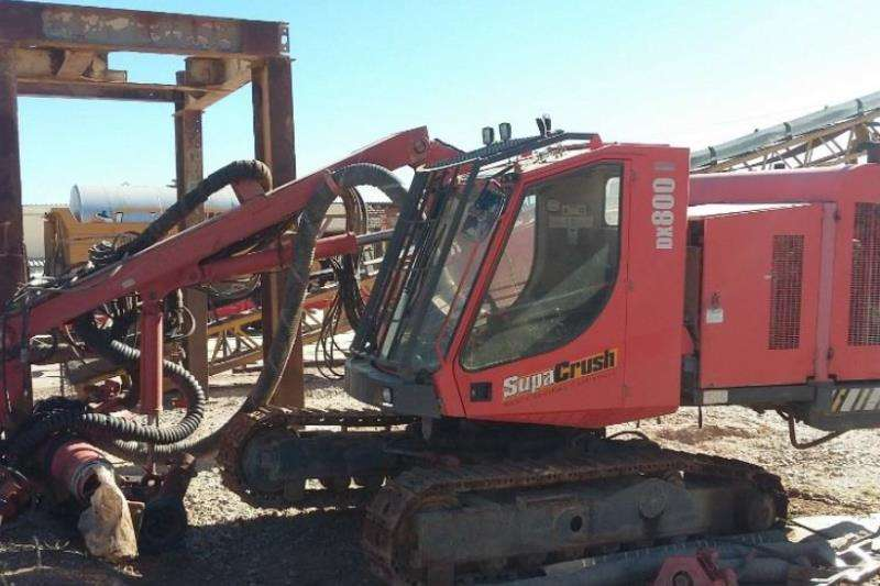 Drill Rigs Other Drill Rig Sandvik DX800 In good working condition 2011