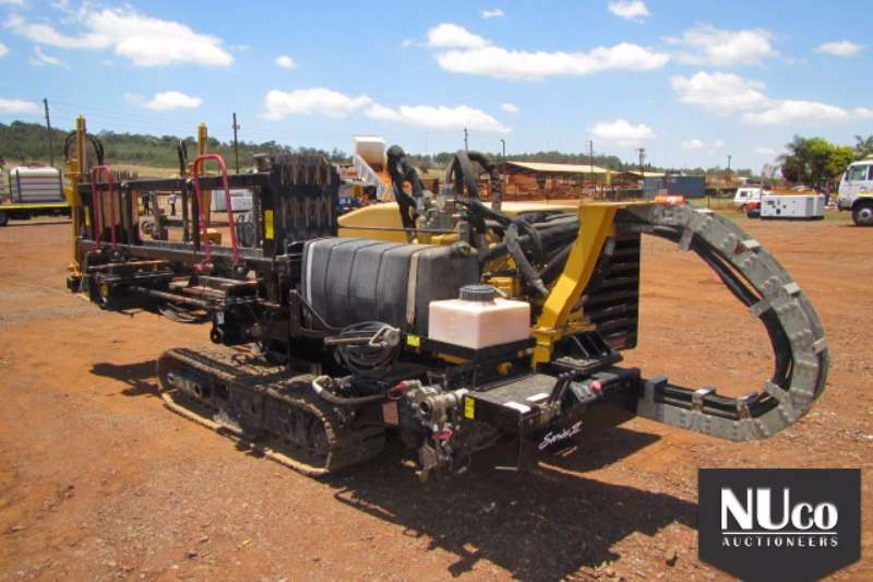 Drill Rigs Other VERMEER D36X5 SERIES 2 DRILL RIG #V2022 2012