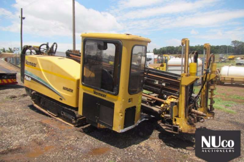 Drill Rigs Other VERMEER D36X50 SERIES 2 DRILL RIG #V2488 2010