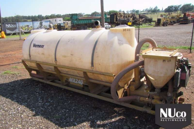Drill Rigs Other VERMEER MX240 MODULAR DRILLING FLUID SYSTEM 0