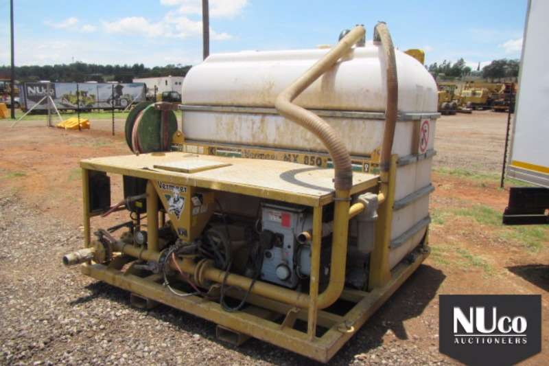 Drill Rigs Other VERMEER MX850 HORIZONTAL DIRECTIONAL DRILLING SYS 0