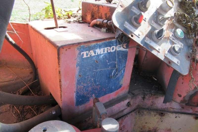 Tamrock Single Boom Drill Rig Drill rigs
