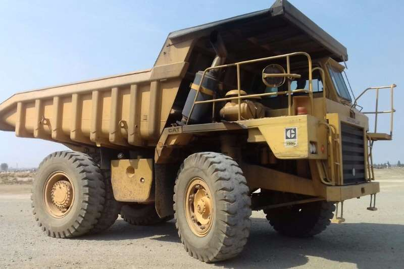 Dumpers CAT 50TON C769 1993
