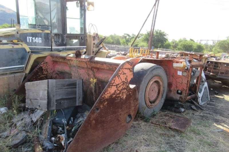EJC 777 Load Haul Dumper Dumpers