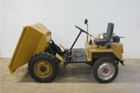Dumpers Other 1 Ton Site Dumpers 2017