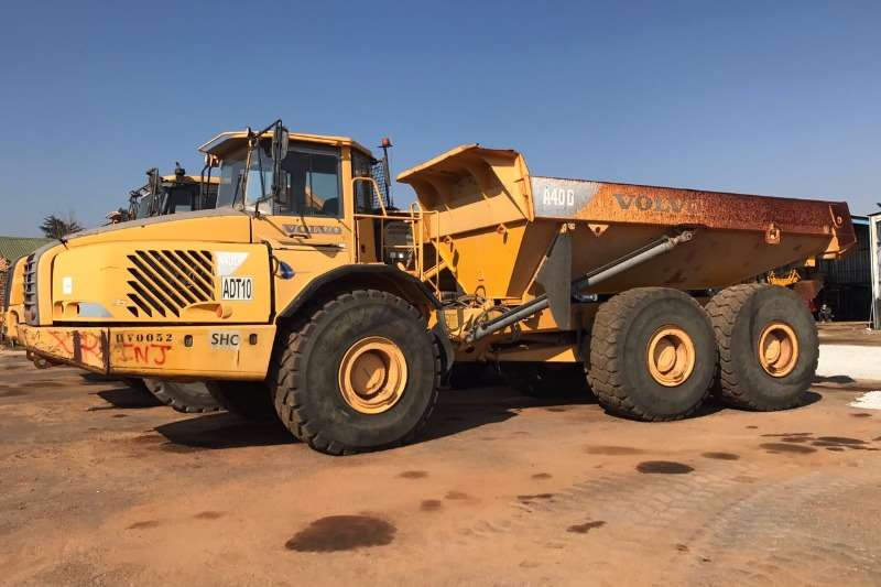 Dumpers Volvo 2004 Volvo A40D 6X6 2004
