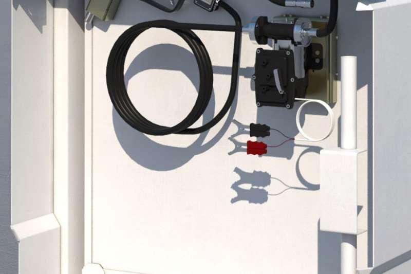 Dymac AceCube Versatile ACV 4 500L Fuel containers