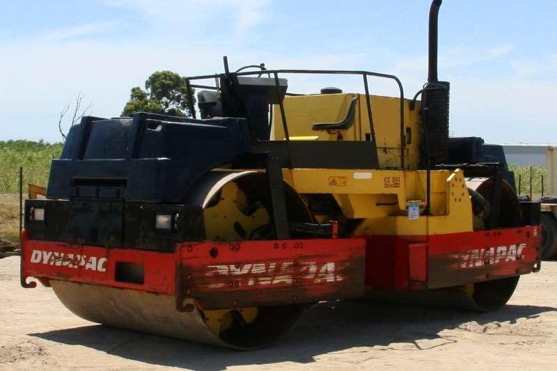 Rollers Dynapac CC501