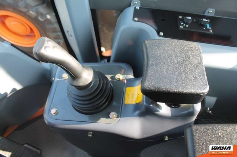 ENSIGN 3 Ton / 1.8m³ Bucket Wheel loader