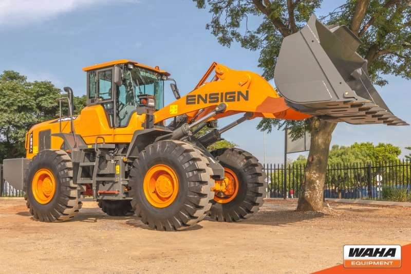 ENSIGN 5 Ton / 3.0m³ Bucket Wheel loader