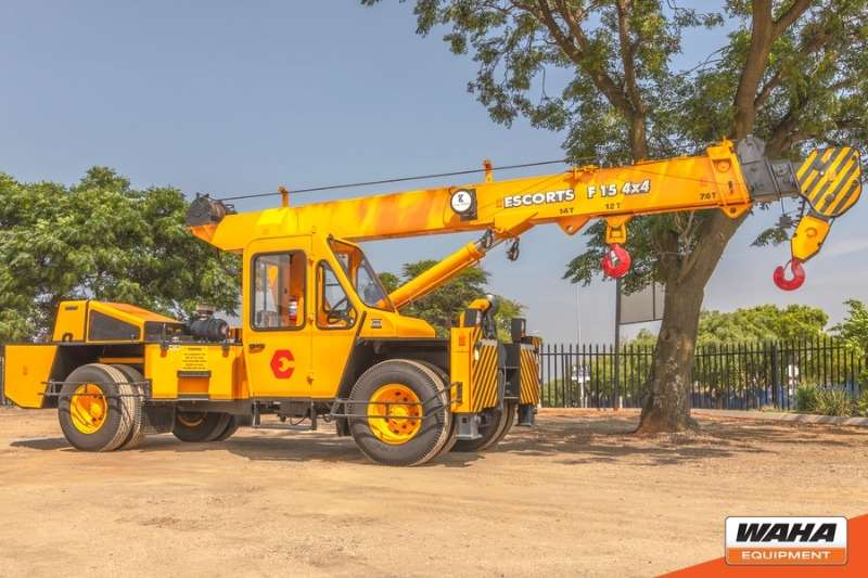 ESCORTS Mobi-Lift 14 Ton Carry Crane 2019