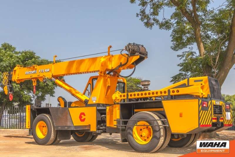 ESCORTS 14 Ton Carry Crane Mobi-Lift