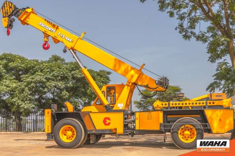 ESCORTS 14 Ton Carry Crane Others