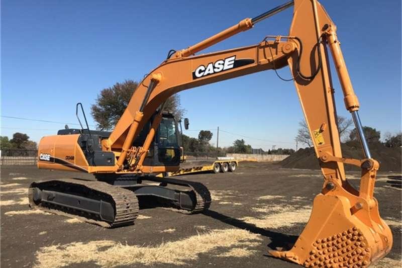 Case Excavators