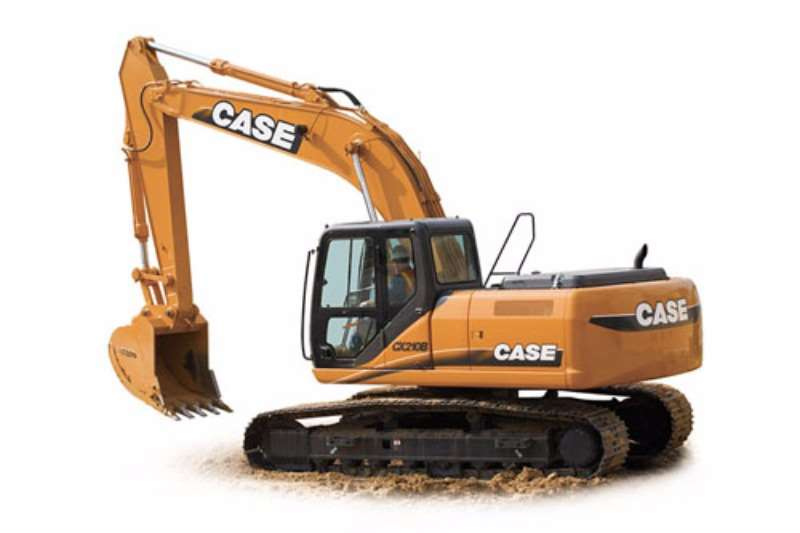 Case New,CX210B Excavators