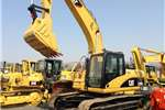 Excavators Caterpillar 2008