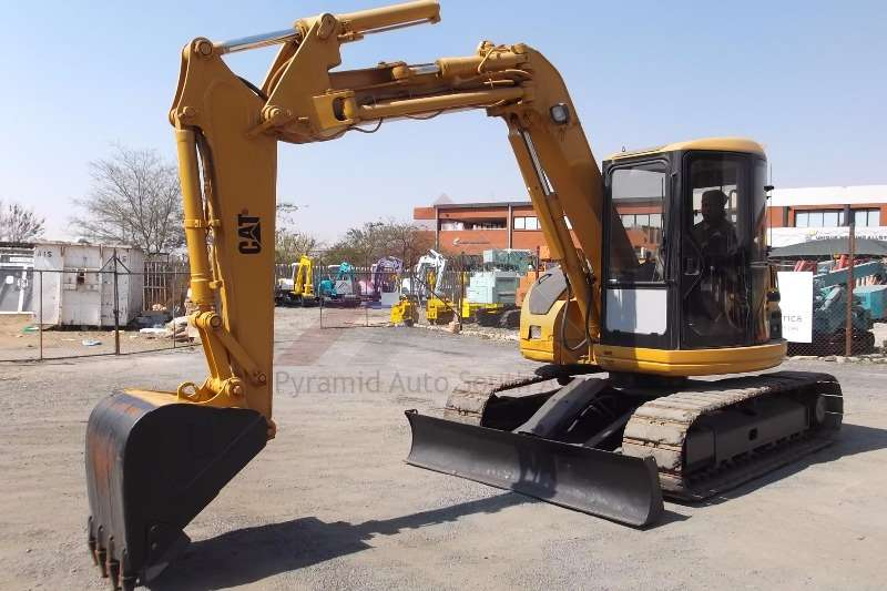 Excavators Caterpillar 308BSR 0