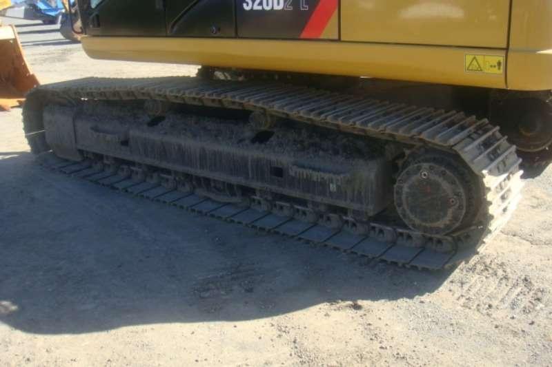 Caterpillar 320D2L Excavators