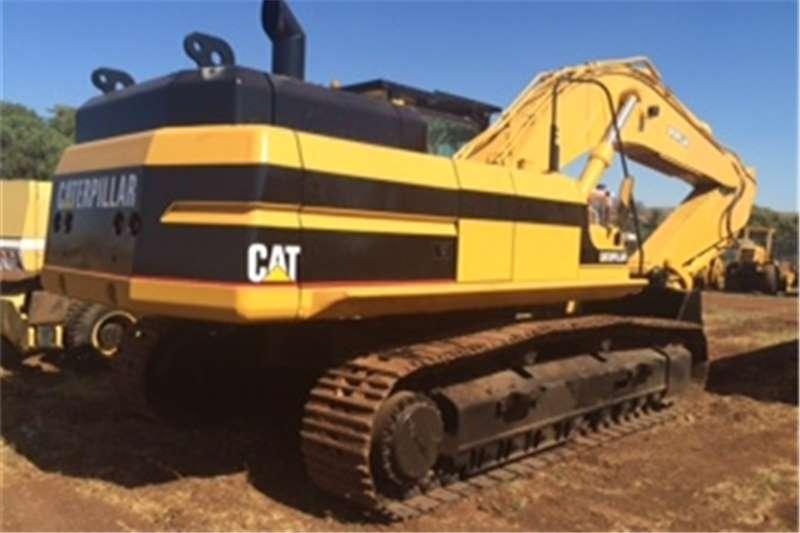 Excavators Caterpillar 345B, 45TON EXCAVATOR 2003