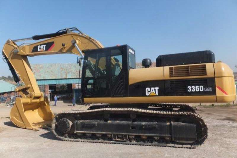 Excavators Caterpillar CAT 336D EXCAVATOR 2011 MODEL 2011