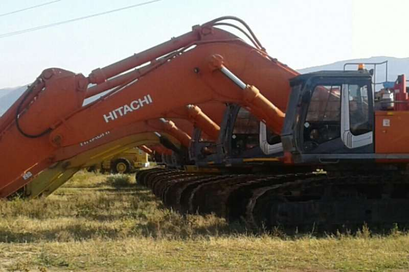 Excavators Hitachi 870LCR 2007
