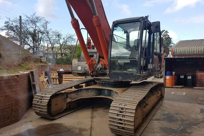Excavators Hitachi ZX330LC-5G 2012
