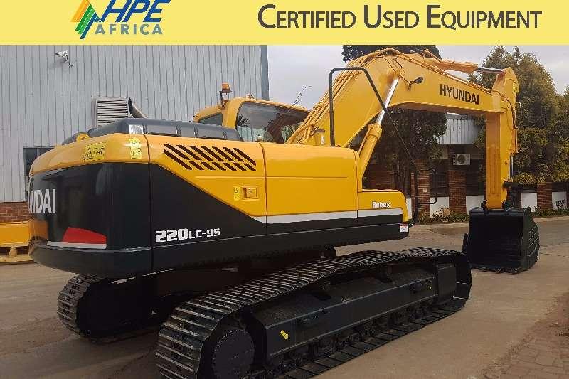 Excavators Hyundai R220LC-9SH 2014