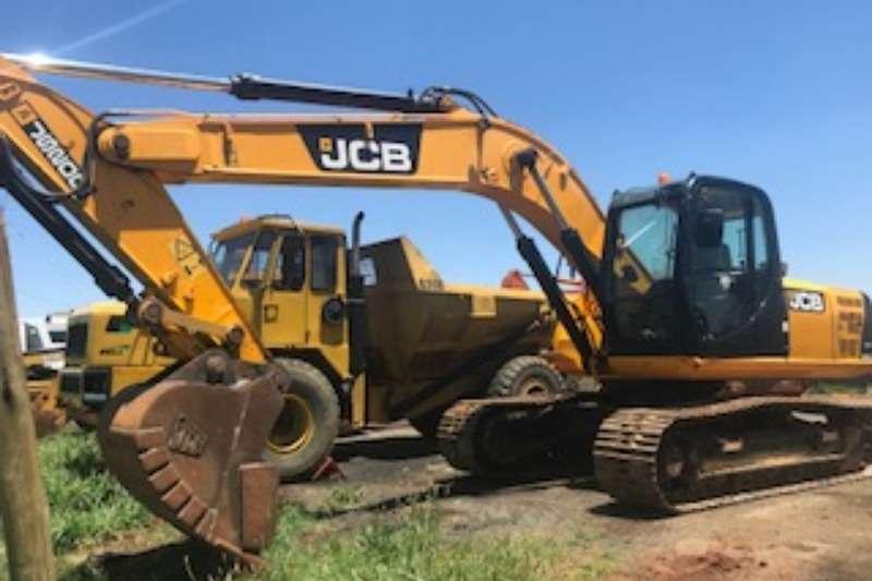 Excavators JCB JCB JS200C Excavator