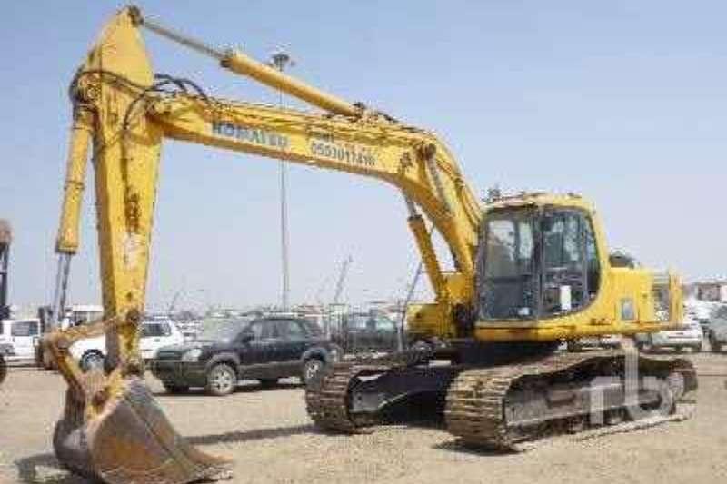 Komatsu PC290LC Excavators