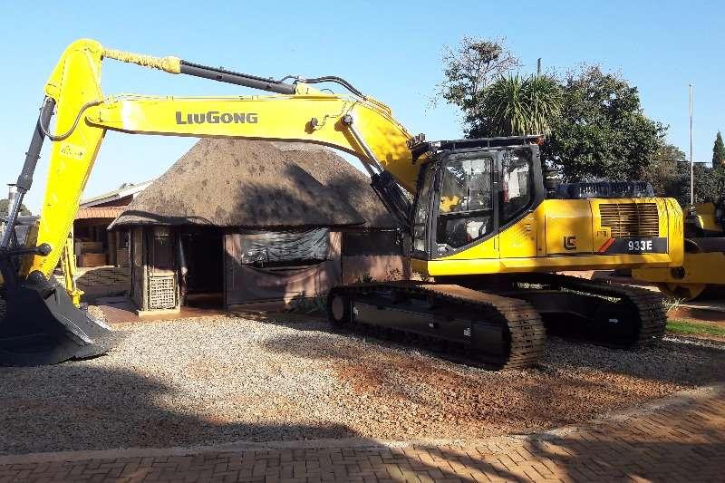 Liugong CLG933 Excavator Excavators