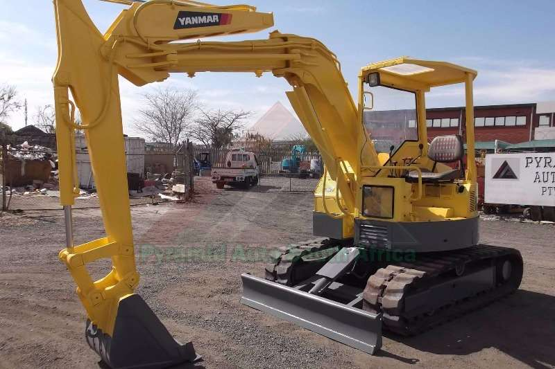 Excavators Other Yanmar B5 0