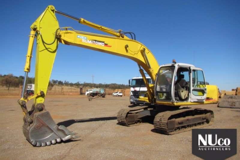 Excavators Sumitomo SUMITOMO SH200-3 EXCAVATOR 0