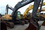 Excavators Volvo 2009