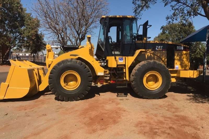 FELs Caterpillar 966G 2010