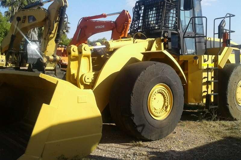 FELs Caterpillar 980G 0
