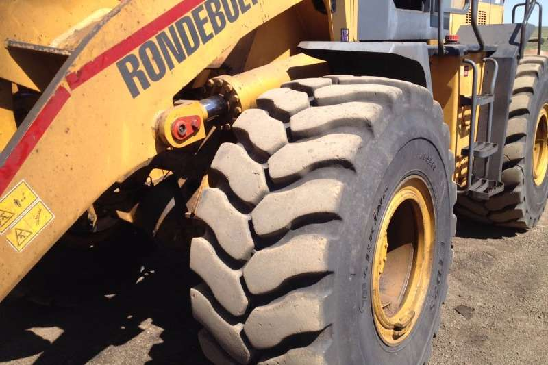 FELs Rondebult ZL50 (3 Available) 2014