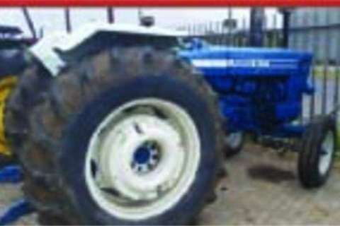 Ford 7600 2WD- 0