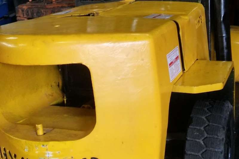 0 Hyster