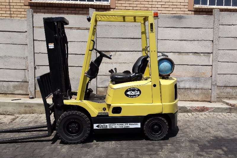 Forklifts Hyster H1.75XMG 0